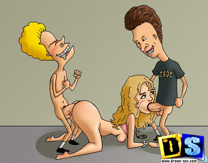 Beavis And Butt Head Porn 31